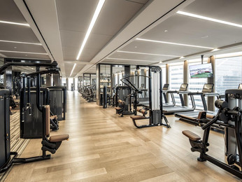 Fitness Center Contractor Malaysia | Gym Equipment & Floor