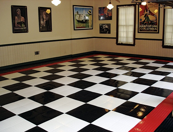 Porcelain Checker Tile Malaysia