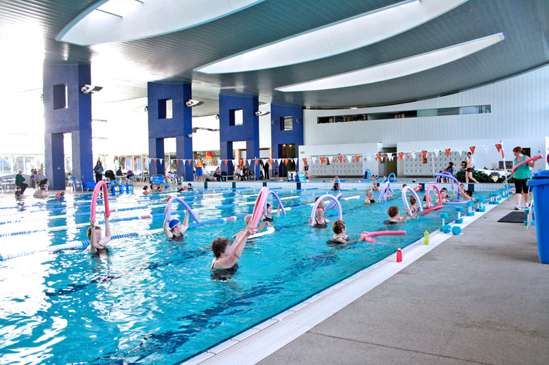 Exercising Pool Malaysia