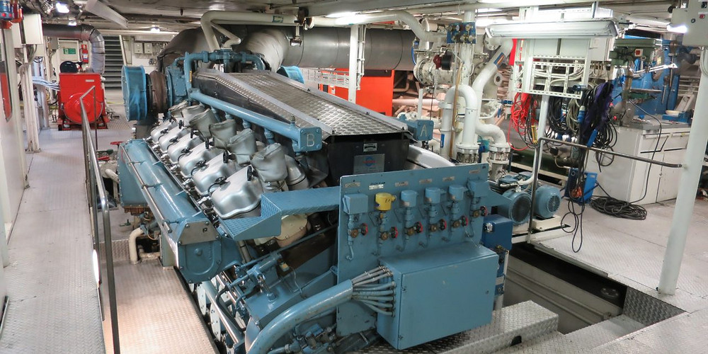 Marine Engine Malaysia