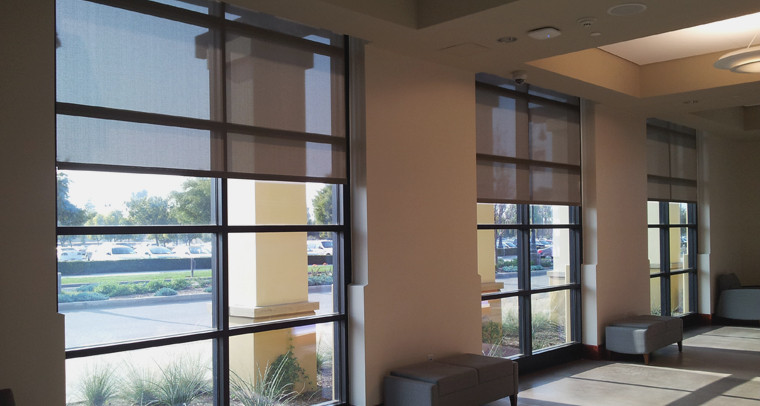 Commercial Window Shade Malaysia
