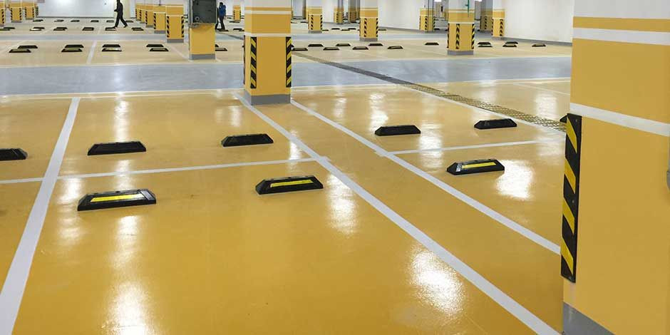 Carpark Flooring Contractor Malaysia