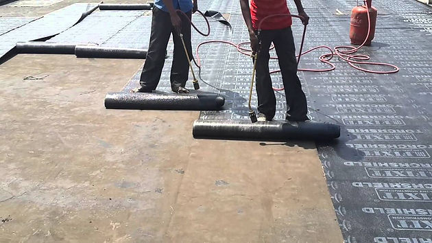Torch On Membrane Malaysia   Supplier & Contractor