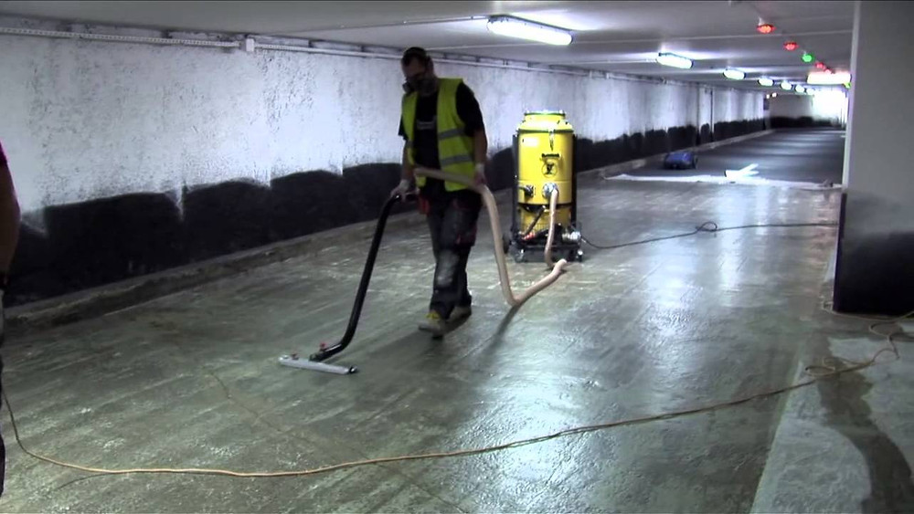 Epoxy Pre-cleaning Malaysia
