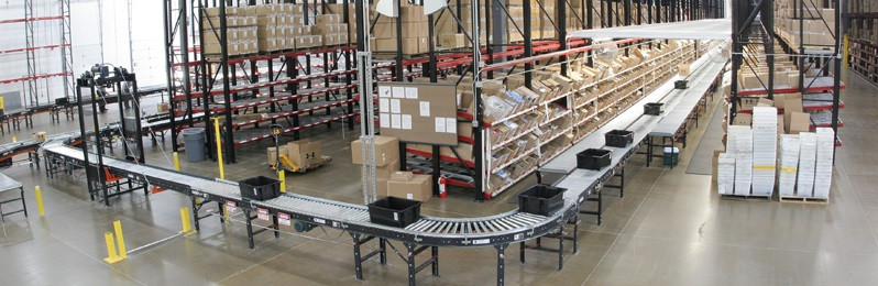 Industrial Conveyor System Contractor Malaysia