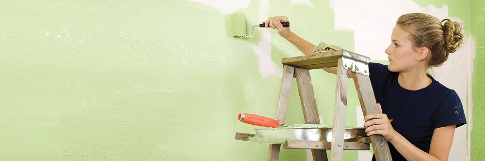 DIY Home Paint