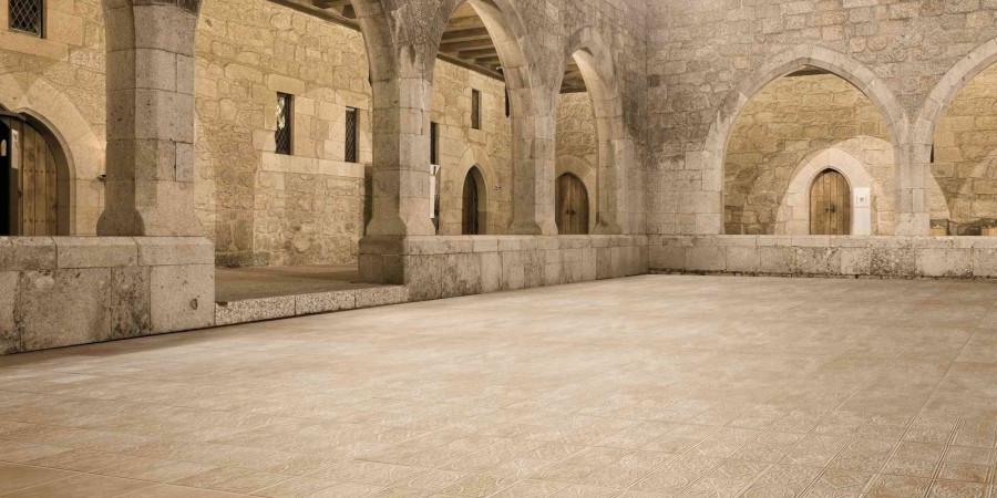 Monastery Beige Porcelain Tile