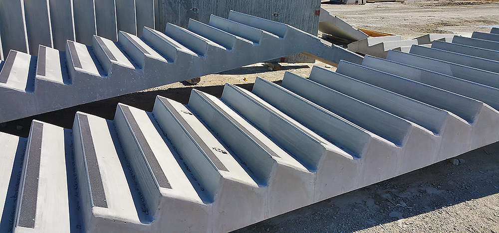 Lightweight Concrete Staircase Malaysia