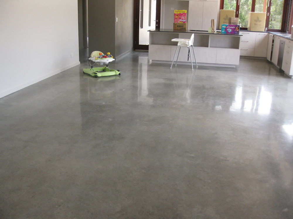 Polished Cement Floor Malaysia