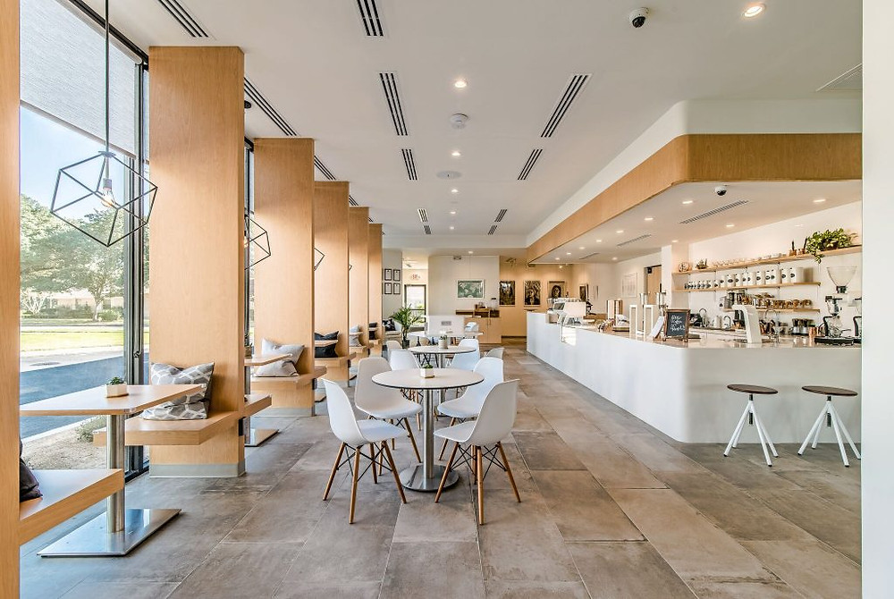 Modern Cafe Contractor Malaysia