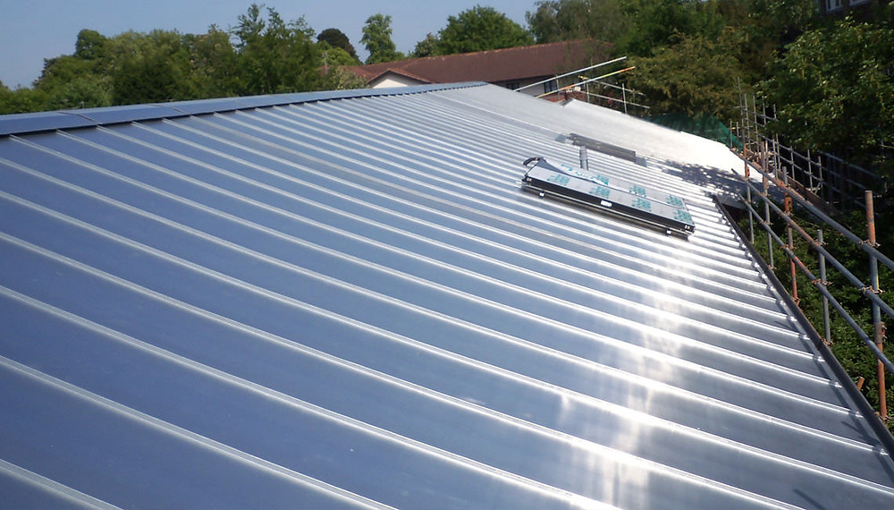 Stainless Steel Roofing Malaysia