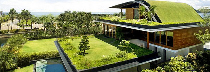 Green Roofing Design Malaysia