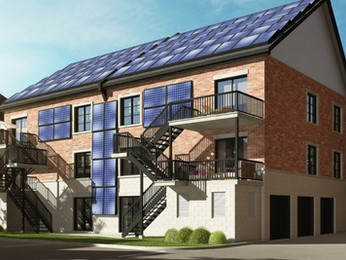 Zero Energy Building Design and Build   Off-the-Grid House