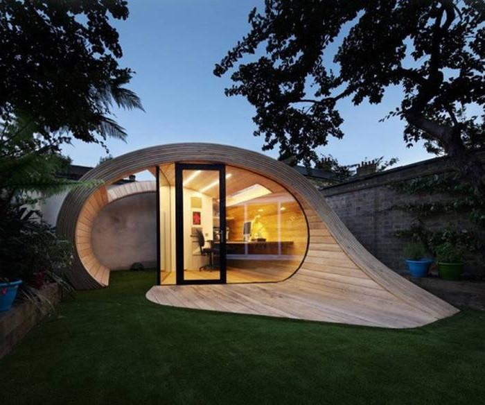 Wood Tiny House Malaysia