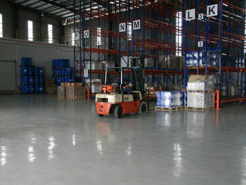 Industrial Floor Specialist Malaysia | Protective Coating