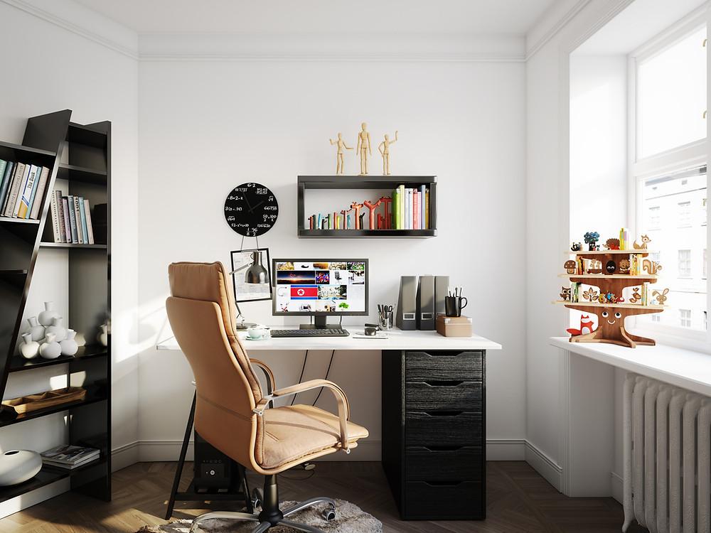 Home Office Designer Malaysia