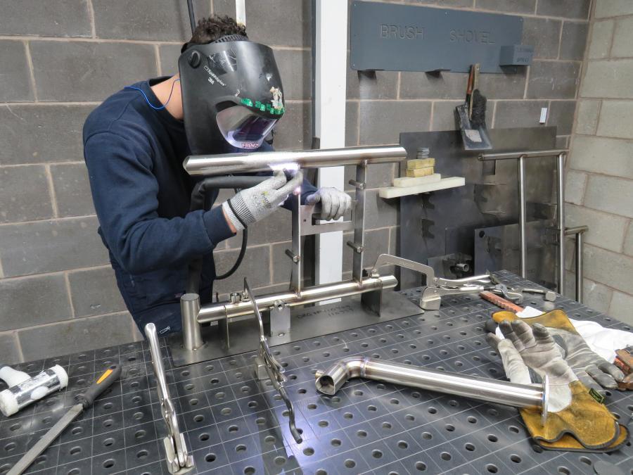Stainless Steel Fabrication Malaysia