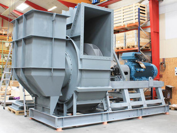 Centrifugal Fan Supplier Malaysia | Blower & Industrial Ventilator