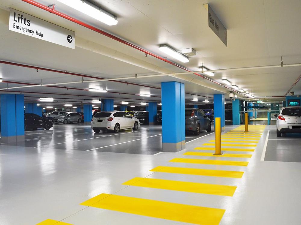 Antistatic Floor Contractor Malaysia