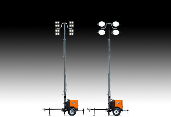 Light Tower Supplier Malaysia