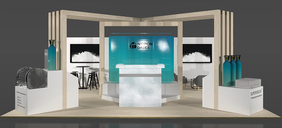 Exhibition Booth Design Malaysia