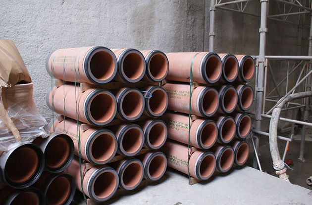 Vitrified Clay Pipe (VCP) | HDPE Pipe | Pipe Supplier Malaysia