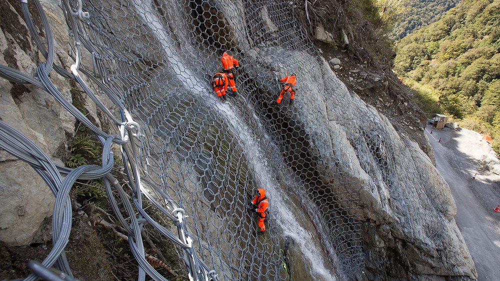 Rockfall Protection Contractor Malaysia