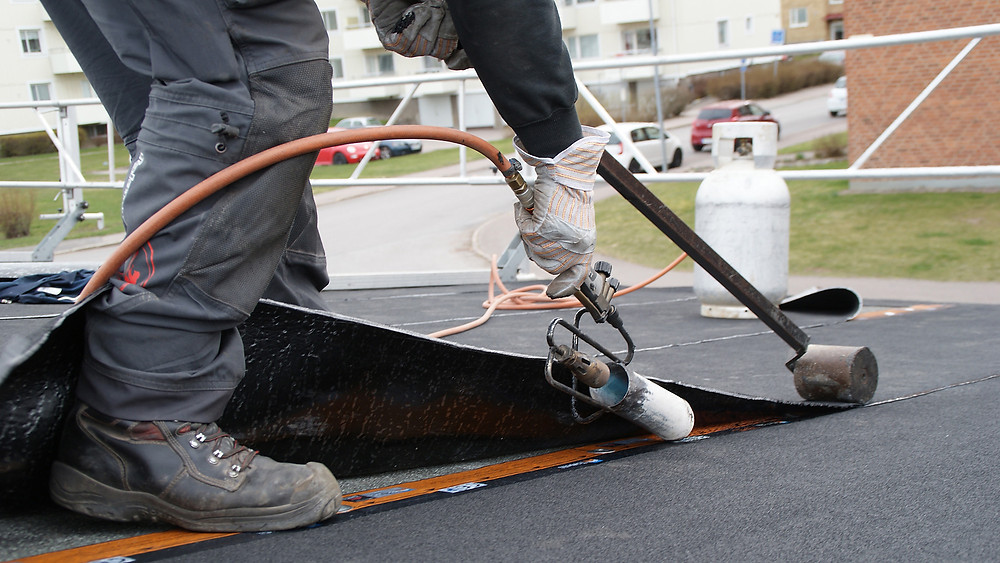 Waterproofing for Roof Malaysia