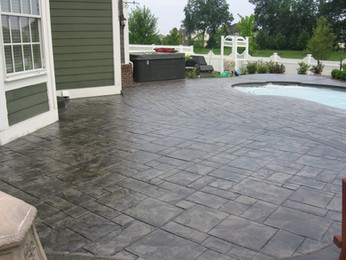 Imprint Concrete | Stamped Concrete | Supplier & Contractor Malaysia