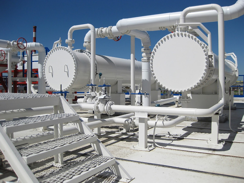Industrial Plant Heat Exchanger Malaysia