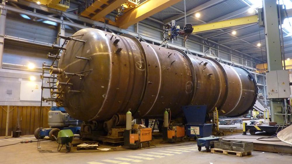 Pressure Vessel Fabrication Malaysia