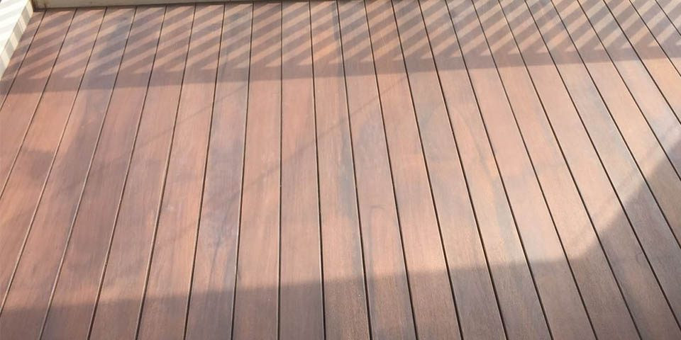 Chengal Decking Supplier Malaysia