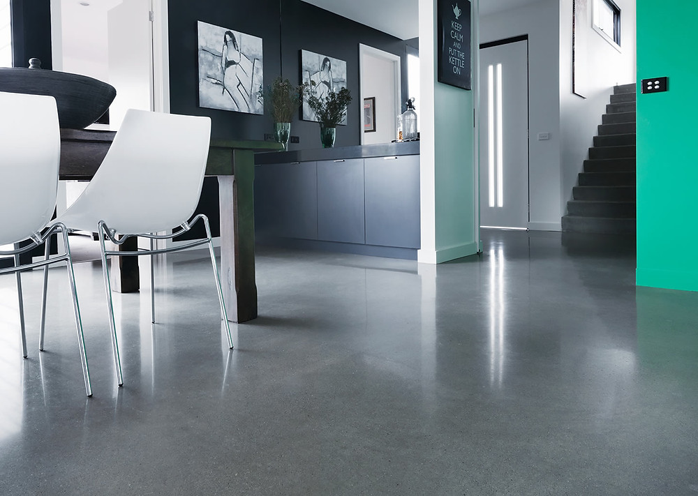 Polishing Concrete Floor Malaysia
