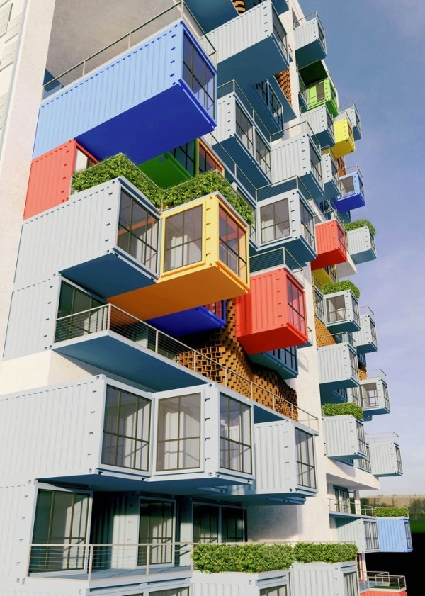 Container Home Contractors Malaysia