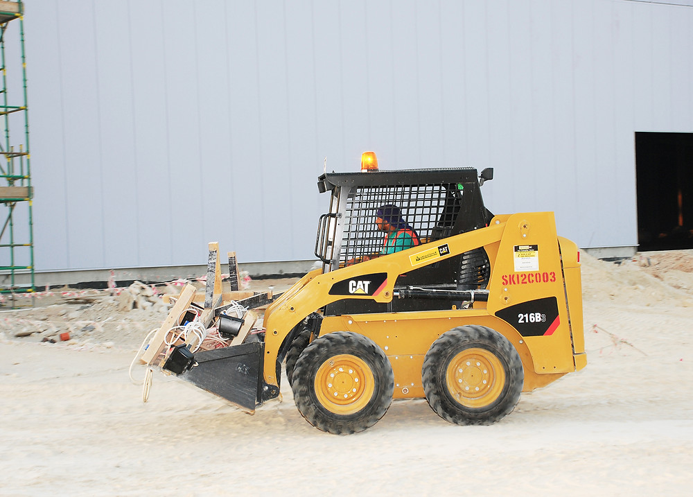 Skid-Steer Loader Supplier Malaysia