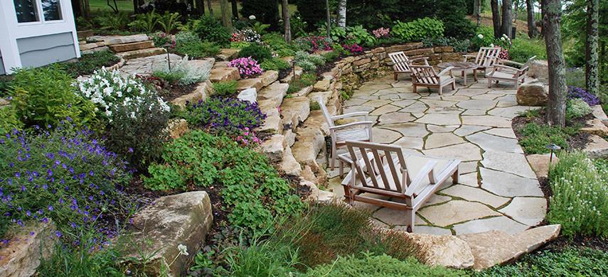 Hardscape for Garden