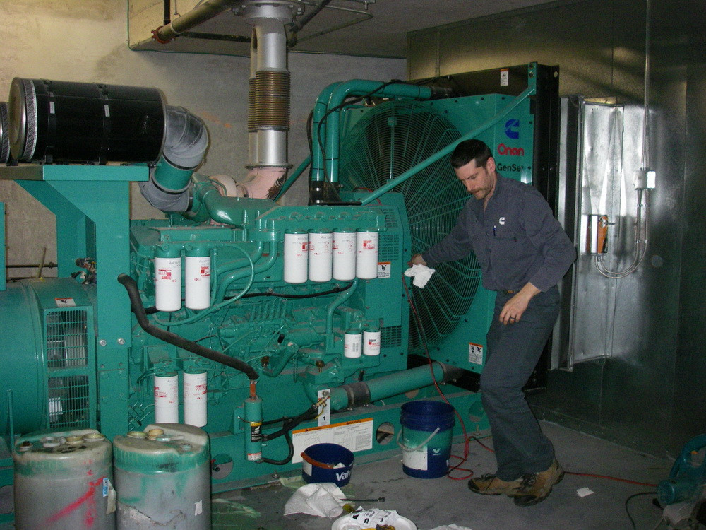 Genset Service Contractor Malaysia