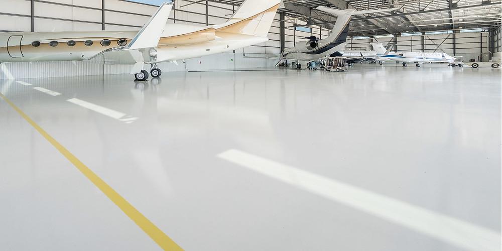 Polyurethane Concrete Flooring Malaysia