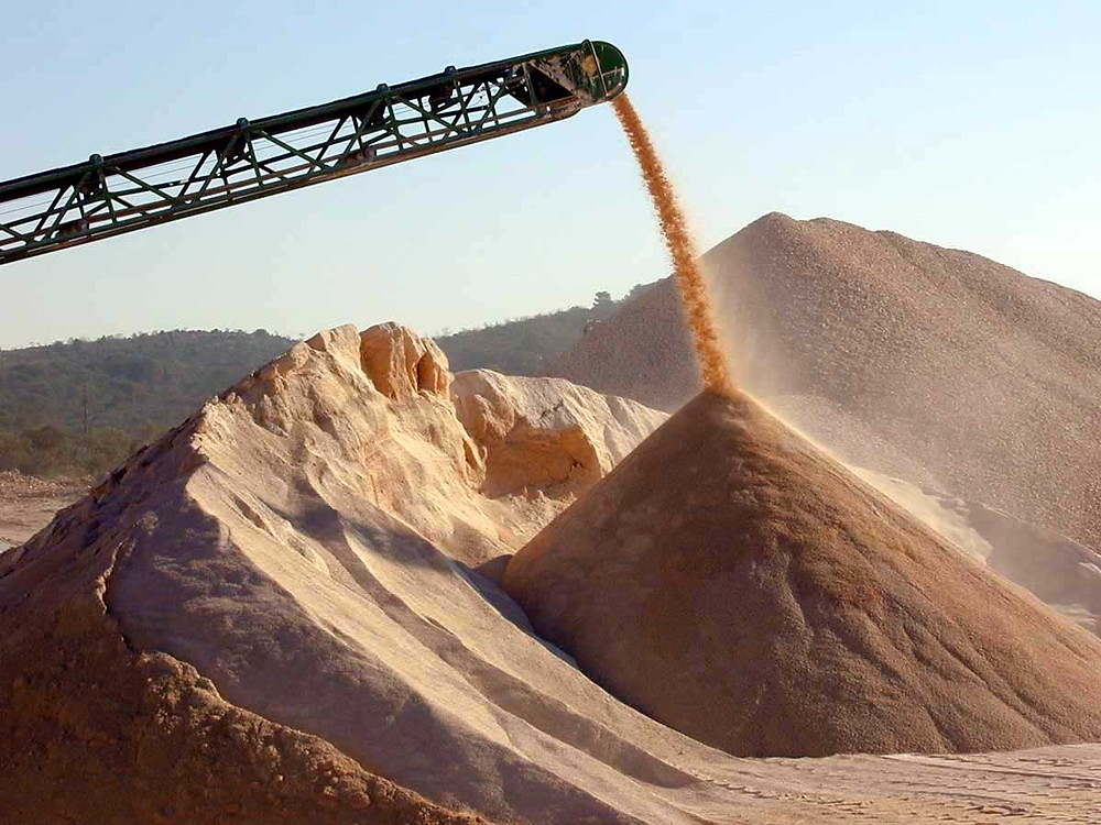 Sand Supplier Malaysia