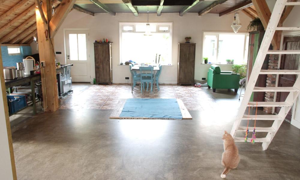 Heavy Duty Flooring Contractor Malaysia