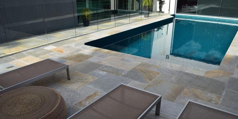 Pool Stone Paver Supplier Malaysia
