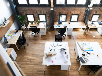 Co-working Office Renovation Contractor Malaysia | Design Build Manage