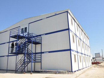 Temporary Site Building Erection | Multiple Application