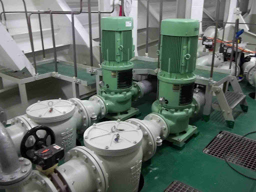 Marine Pump Contractor Malaysia