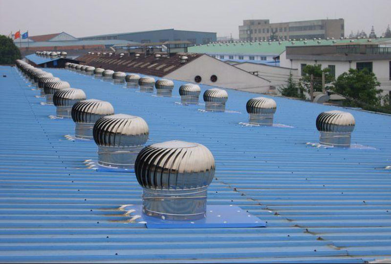 Roof Ventilation System Contractor Malaysia