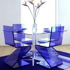 Acrylic Chair Malaysia