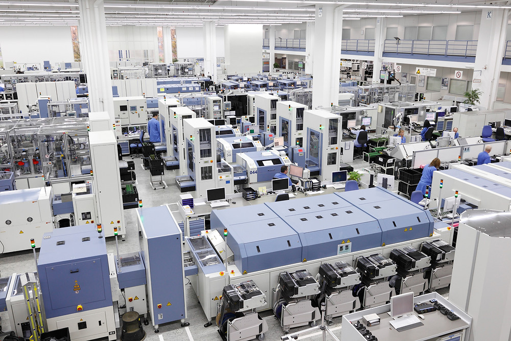E&E Factory Contractor Malaysia