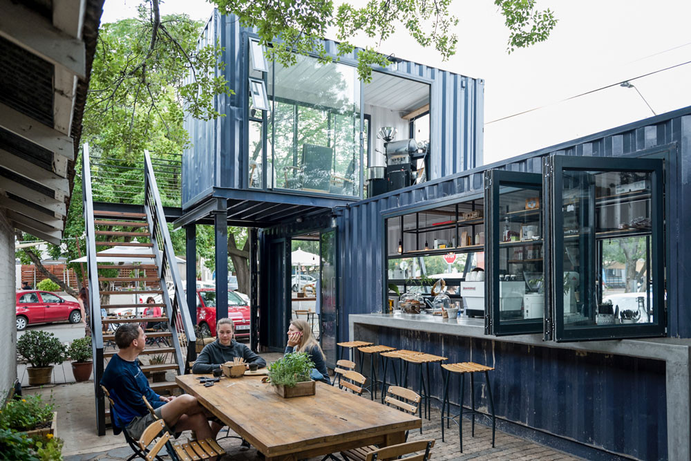 Container Cafe Malaysia