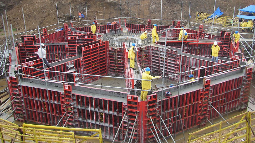 Structure Formwork Supplier Malaysia