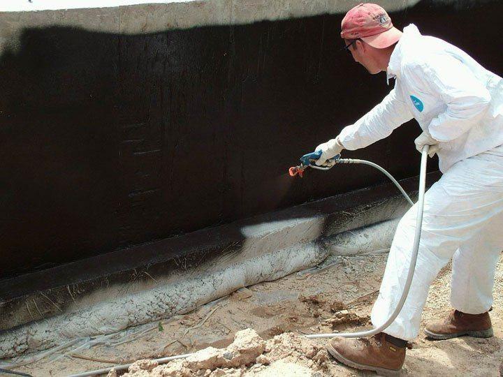 Waterproofing Membrane Spray